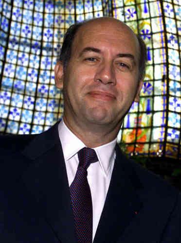 Serge Weinberg.