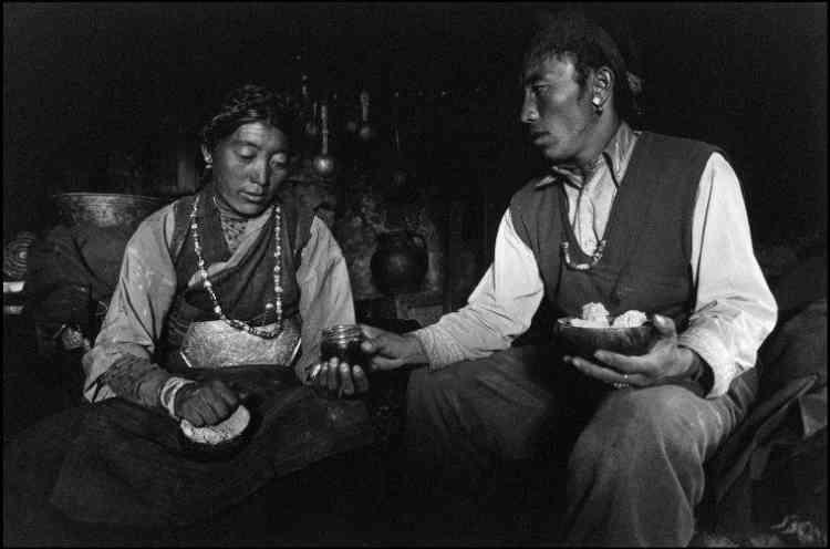 (Tibet), 2001.
