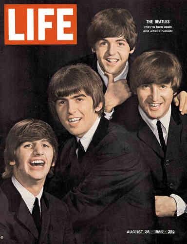 1964. La deuxième tournée américaine des quatre Anglais dans le vent est l'heure de leur reconnaissance outre-Atlantique.