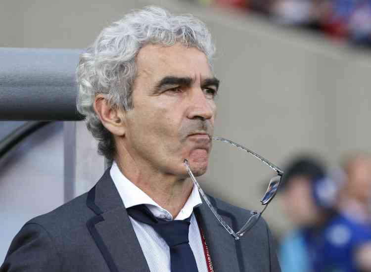"""Pour Erwan Le Duc, la France """"avait les moyens de faire mieux que dernier de son groupe avec 1 point""""."""