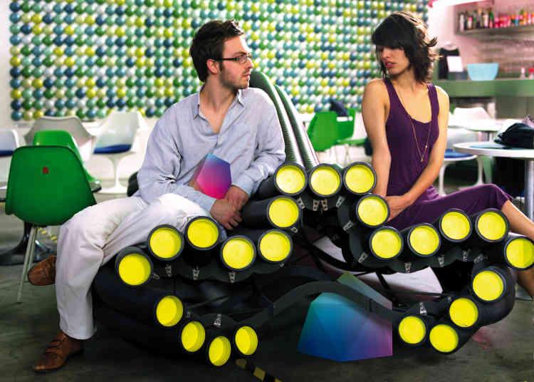 Alexandre Huin (ENSAD Paris) et Pauline Jaramillo (ENSAAMA) lauréats  pour Christofle et Christian Dior Couture.