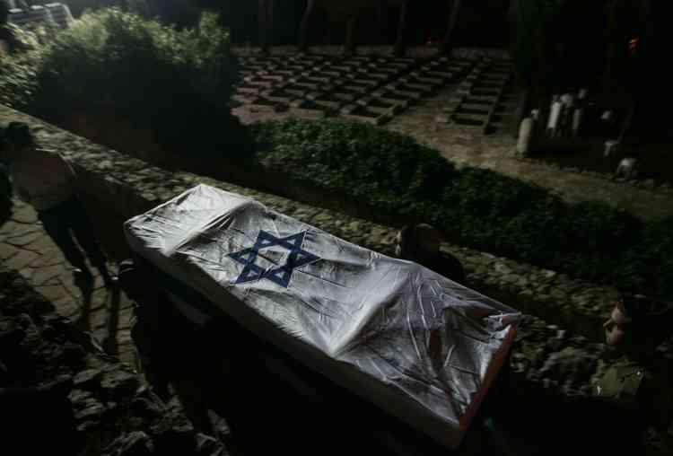 Côté israélien, l'armée faisait état dimanche d'un mort et d'une trentaine de soldats blessés.