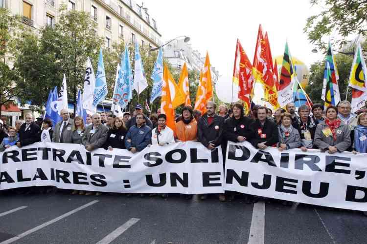 Paris, le 19 octobre.