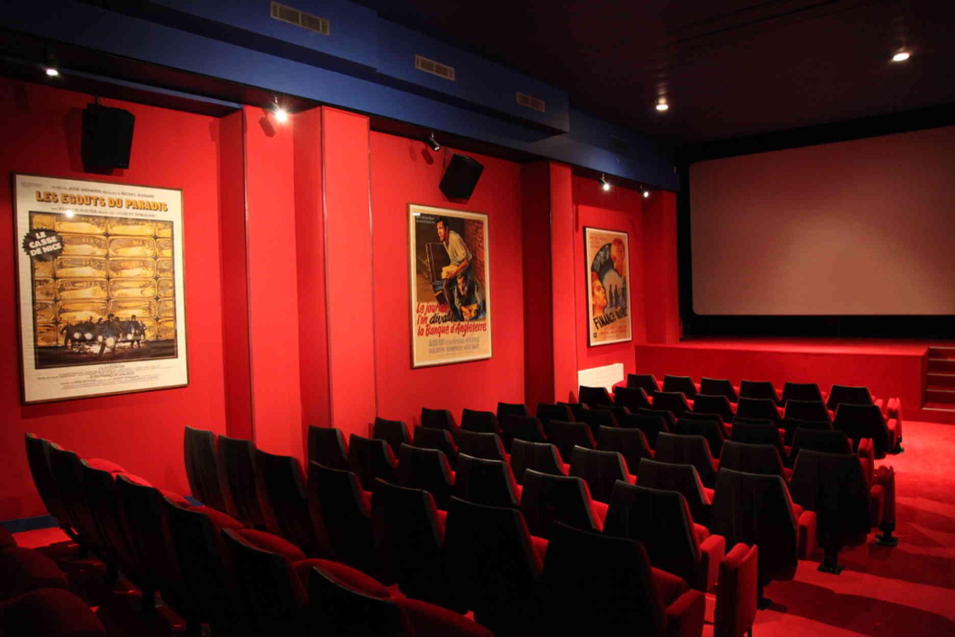 Les cinémas indépendants de la Rive Gauche
