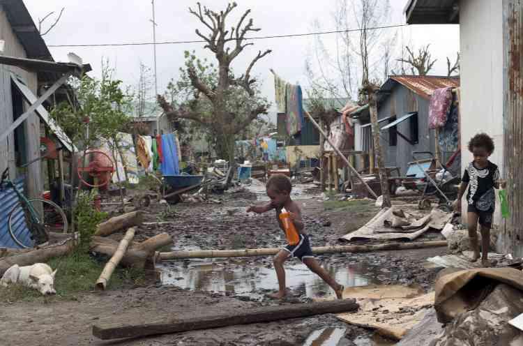 « Les gens n'ont pas d'eau, pas d'électricité, la situation est désespérée, a expliqué une responsable de l'Unicef.