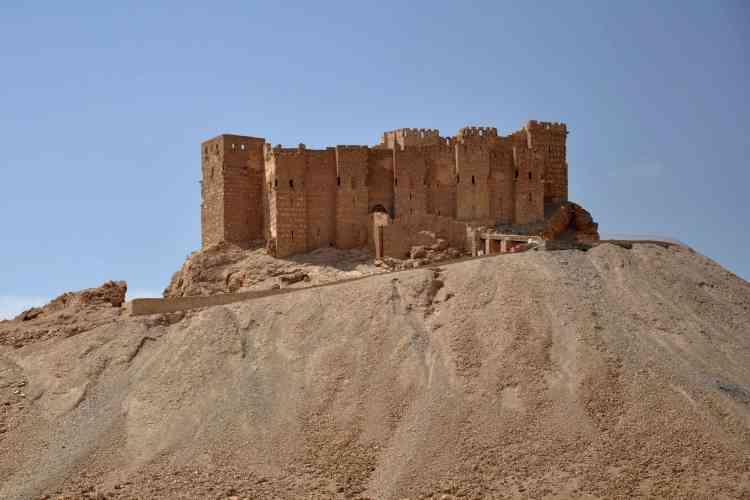 """La cité """"abrite les ruines monumentales d'une grande ville qui fut l'un des plus importants foyers culturels du monde antique"""", décrit l'Unesco."""