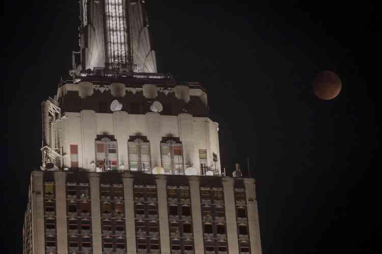 Vu de Manhattan.