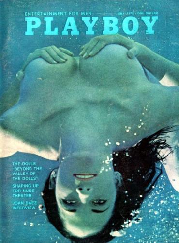 Pour le numéro de juillet 1970, c'est Joan Baz qui pose en une.