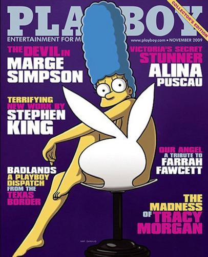 L'un des numéros les plus étonnants du magazine était celui de novembre 2009. La