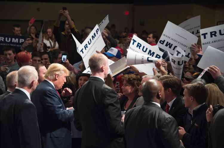 Favori des sondages côté républicain, Donald Trump retient l'attention par ses diatribes contre les immigrés, mais il n'est pas le seul à susciter des préoccupations, a ajouté Barack Obama.