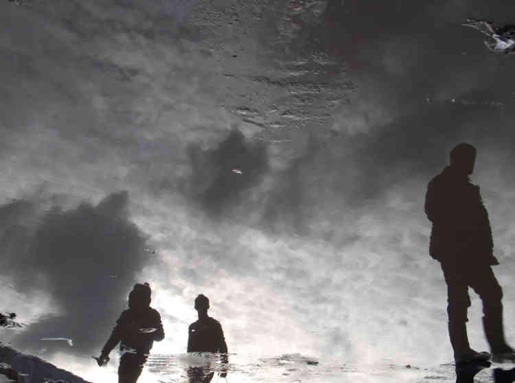 """""""Le ciel des ombres flottantes."""""""