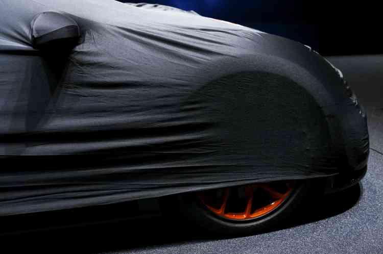 C'est une des stars de ce salon de Genève : la Chiron de Bugatti.