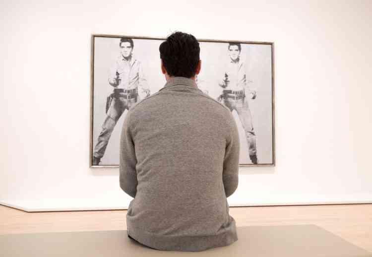 Alexander Calder, Chuck Close, Willem de Kooning, Anselm Kiefer, Roy Lichtenstein, Cy Twombly ou encore Andy Warhol comptent parmi les artistes exposés.