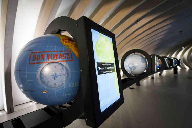 Les prévisions tablent sur 450 000 visiteurs par an, soit près du double de la population de la ville.
