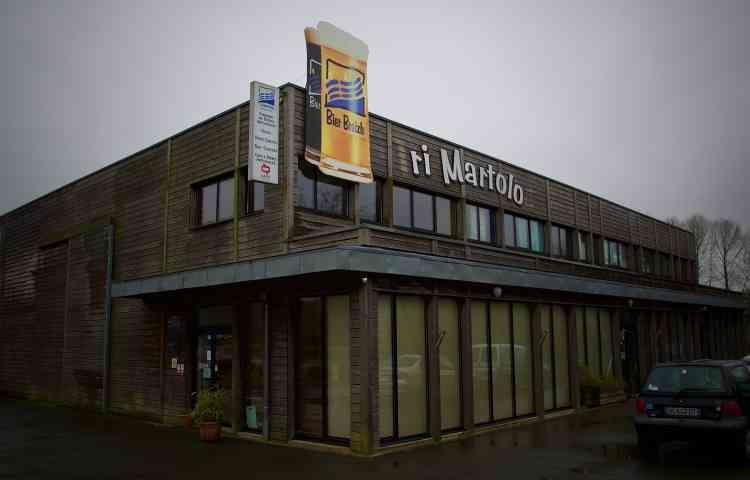 La brasserie Tri Martoloda déménagé en mai 2008 à Concarneau (Finistère), dans la nouvelle zone d'activités de Colguen.