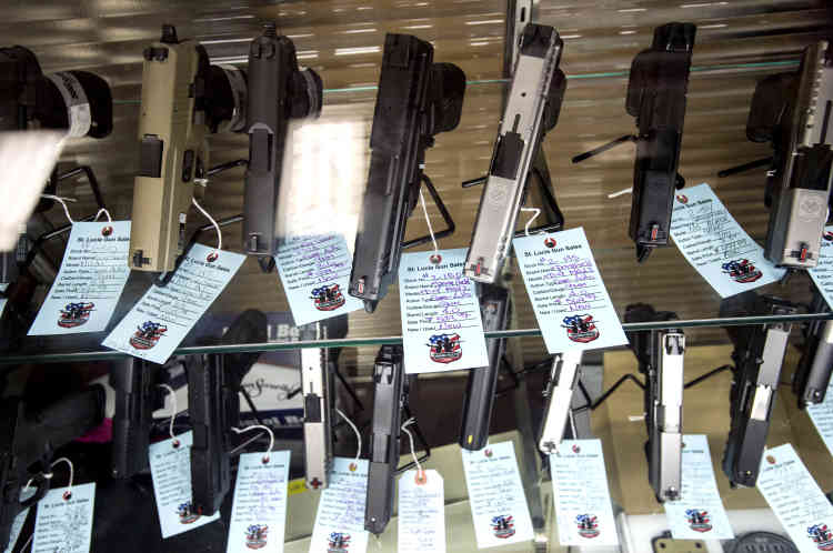 C'est dans cecentre de tir qu'Omar Mateena acheté son pistolet et son fusil d'assaut, quelques jours à peine avant son attaque.