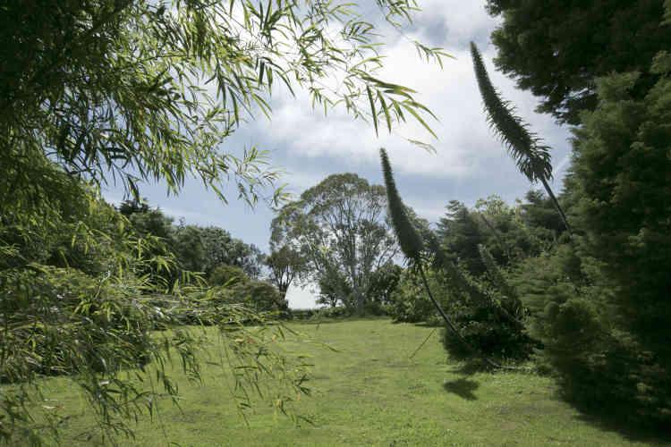 Le jardin de la Bizerie.