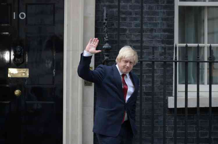 Boris Johnson, ancien maire de Londres et figure de proue de la campagne du «leave» lors du référendum sur leBrexit, a été nommé ministre des affaires étrangères.