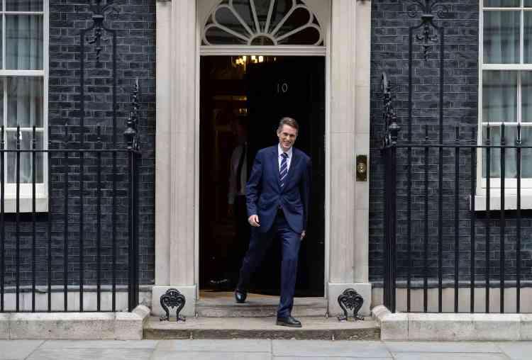 Enfin, Gavin Williamson a été nommé ministre en charge de la discipline parlementaire.