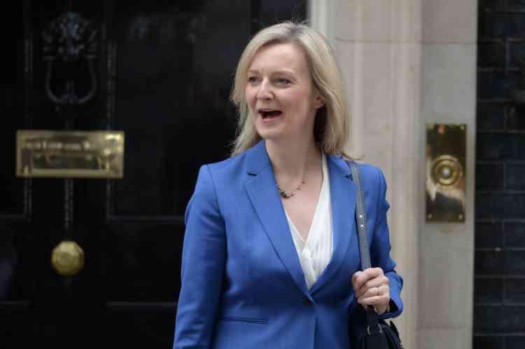 Liz Truss est la nouvelle ministre de la justice et Lord Chancellor.