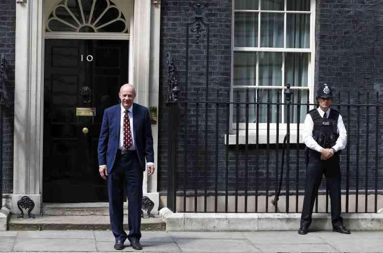 Damian Green a été nommé ministre du travail et des retraites.