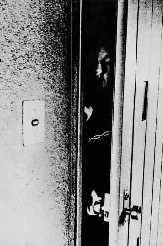 « Scandalous », de Daido Moriyama, jusqu'au 20 novembre, gare de Paris-Est.