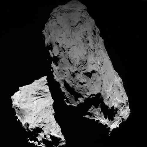 Le 30septembre, la sonde européenne Rosetta s'est écrasée volontairement sur la comète 67P/Tchourioumov-Guérassimenko, achevant une mission de plus de deux ans d'orbite autour de ce corps. La moisson scientifique est déjà riche sur la nature et le comportement de cette comète, et ce n'est qu'un début, tant les chercheurs ont accumulé d'informations en attente d'analyse.