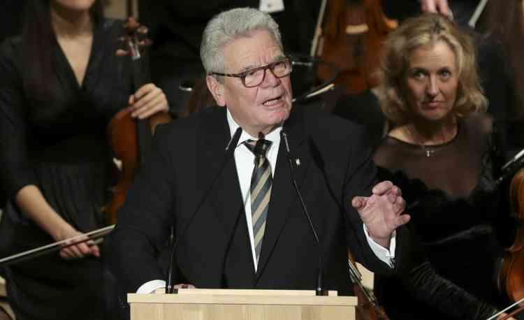 Qualifiée de «joyau» par le président allemand Joachim Gauck, la Philharmonie de l'Elbe a emballé les médias.