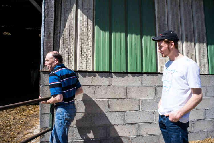 Chez les Herman, producteurs laitiers à Rânes on est agriculteurs «depuis la nuit des temps». Il y a une dizaine d'années, ils ont quitté leur exploitation du Nord pour venir s'installer dans l'Orne. Ils y voyaient plus de perspectives.
