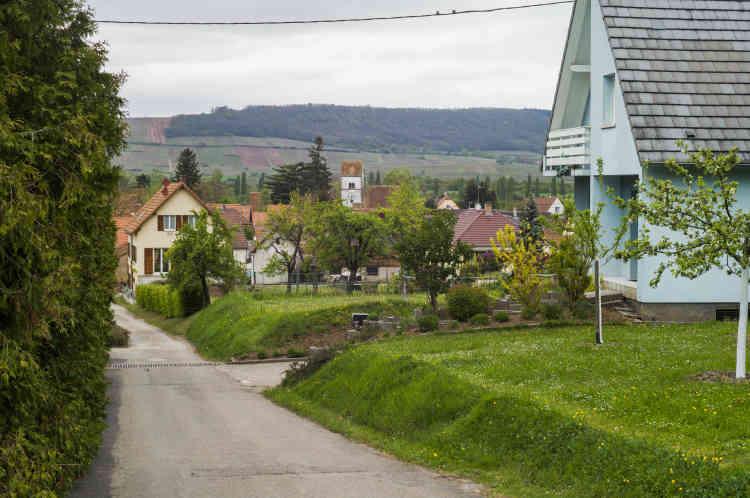 Mais Traenheim a fait un choix de développement différent de celui de Balbronn. Ici, les constructions de pavillons ont été plus importantes, la population a donc augmenté ces dernières années.