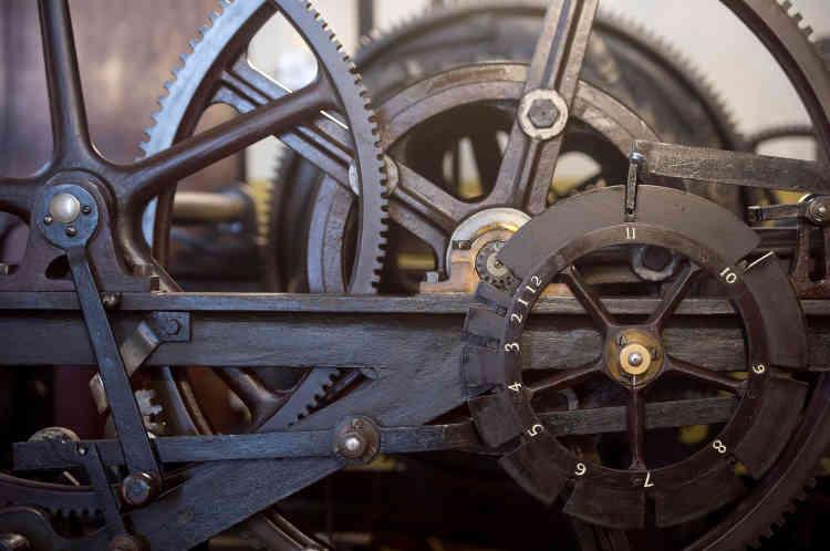 """«Ce programme essentiel de travaux préservera l'horloge à long terme et permettra aussi de protéger et préserver la tour Elizabeth qui l'abrite"""", a précisé Steve Jaggs, le gardien de l'horloge"""