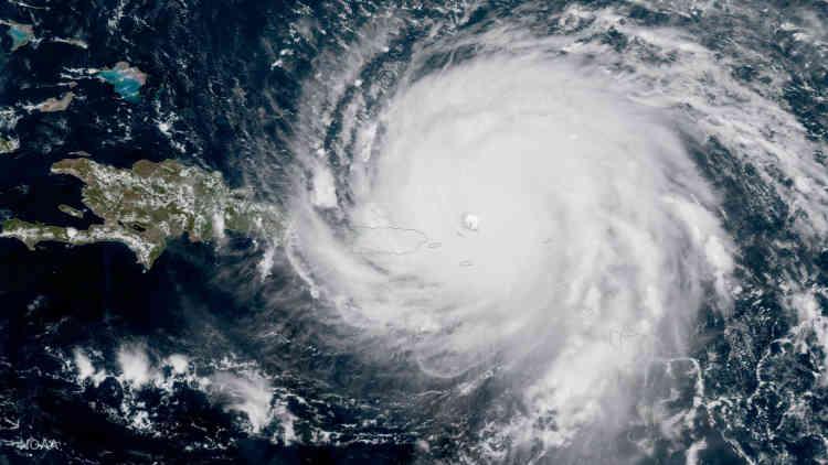 L'ouragan de catégorie 5 Irma est le plus puissant jamais enregistré dans l'océan Atlantique.