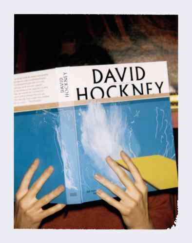 David Hockney, sous la direction de Didier Ottinger, 320p., 49,90€, éditions du Centre Pompidou.