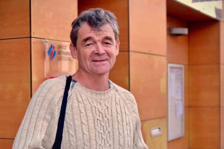 Jérôme Perdrix, adjoint au maire en charge du développement durable à Ayen, est à l'origine du dispositif de covoiturage.