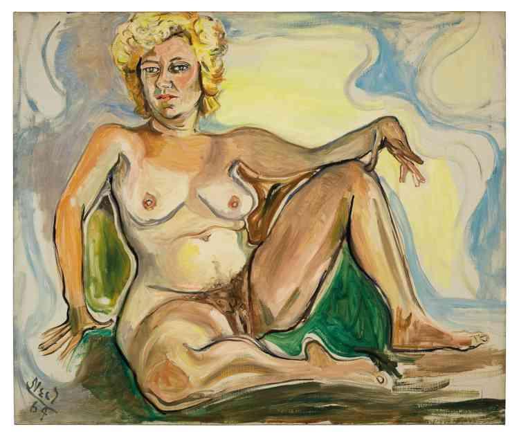 « Nu de Ruth», 1964.