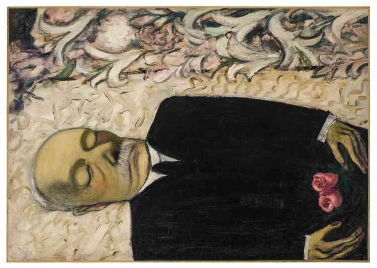 « Père décédé», 1946.