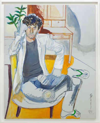 « Michel Auder», 1980.