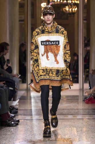 Versace.