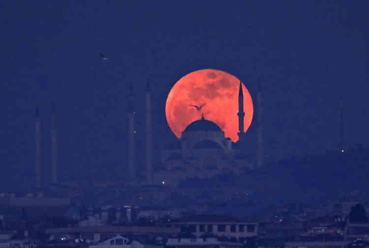 A Istanbul, en Turquie.