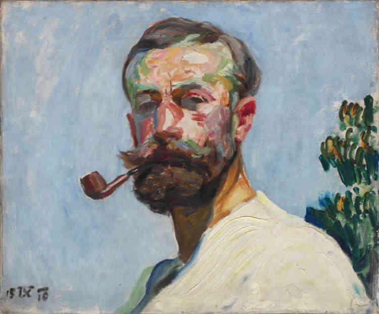 Né dans une famille modeste le 22 septembre 1871 à Opocno, en Bohême orientale,Frantisek Kupka est le premier de cinq enfants. Il étudiera la peinture en autodidacte avant de rejoindrel'Académie des beaux-arts dePrague, concours qu'il réussit en 1889.