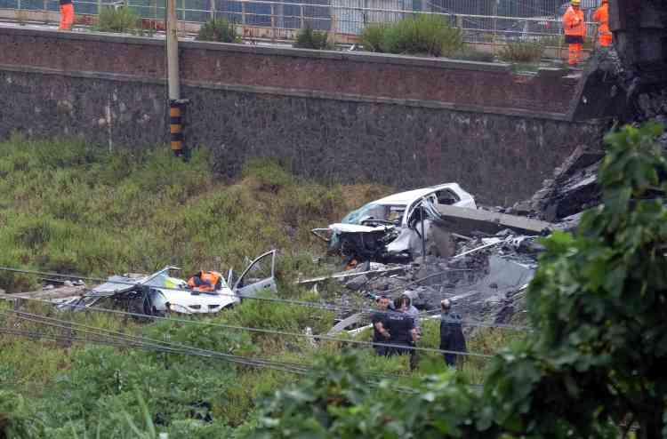 L'accident a fait au moins trente-huit morts.