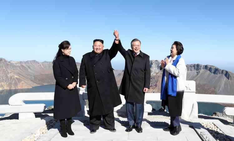 Kim Jong-un a déclaré mercredi qu'il se rendrait dans un proche avenir à Séoul, où aucun dirigeant nord-coréen ne s'est encore rendu.