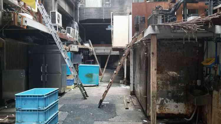 «Il y avait une âme particulière à Tsukiji, l'âme du Japon», regrette Masako Nii, une militante qui se bat pour que ce lieu unique soit préservé.