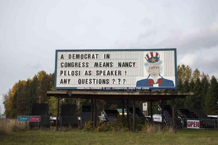 Le comté de Lewis, qui englobe Centralia, est farouchement républicain – trois commissaires sur trois postes.