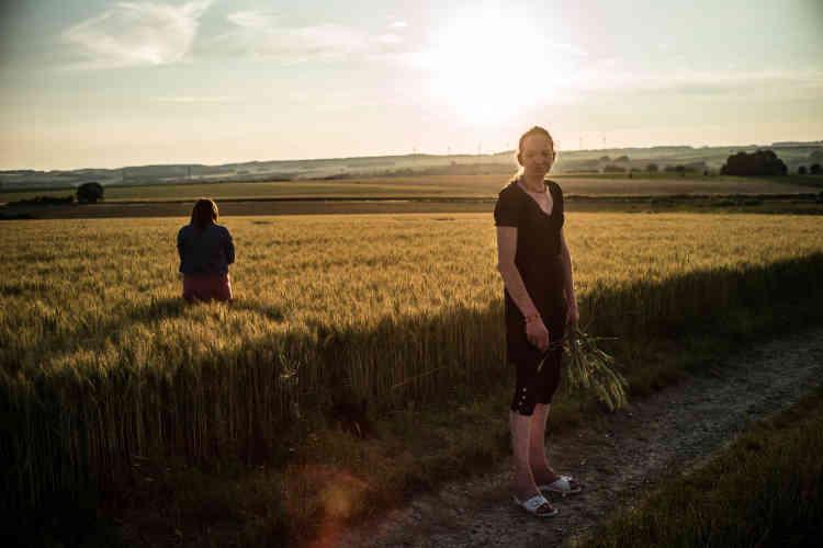 """«Nous connaissions le travail d'Ulrich Lebeuf sur la précarité en milieu rural en France, débuté en 2013, intitulé """"La Vallée des oubliés"""".»"""