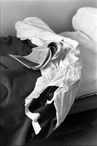 « Mon lit», Paris, 1962.