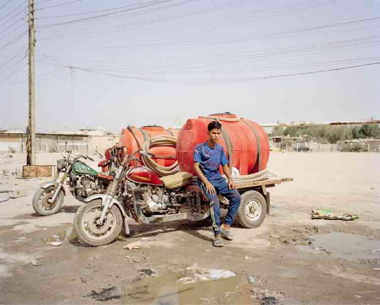 Bassora :les revendeurs d'eau douce s'organisent.
