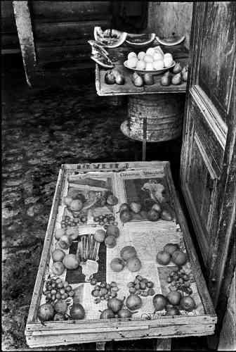 «Tivoli, Italie», 1933.