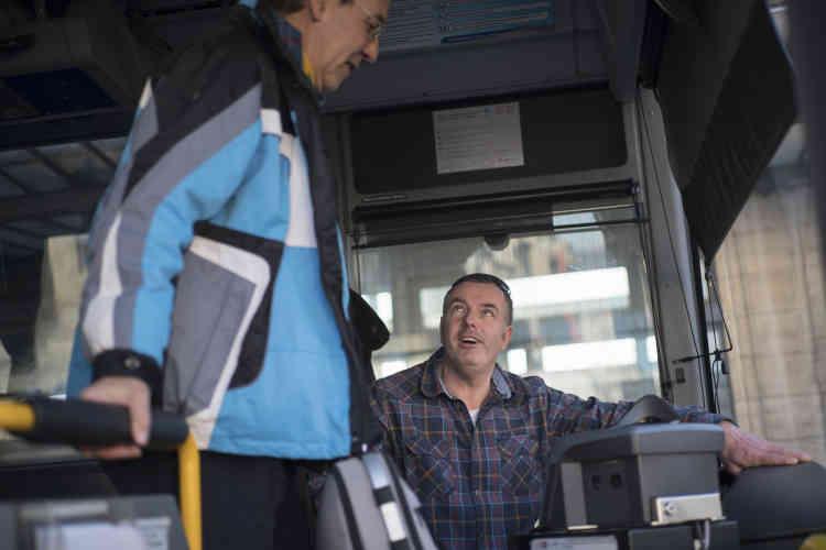 Dans le bus, le 5 février.