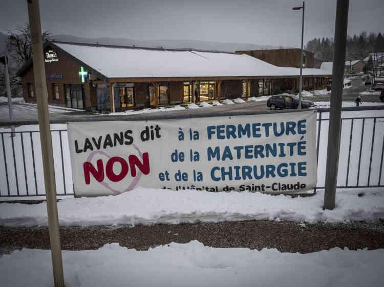 Kilomètre 9. Lavans-lès-Saint-Claude.